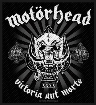 Motorhead Patch 11